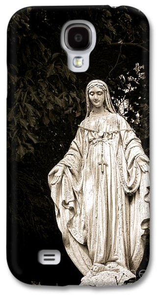 Blessed Virgin Mary Galaxy S4 Case