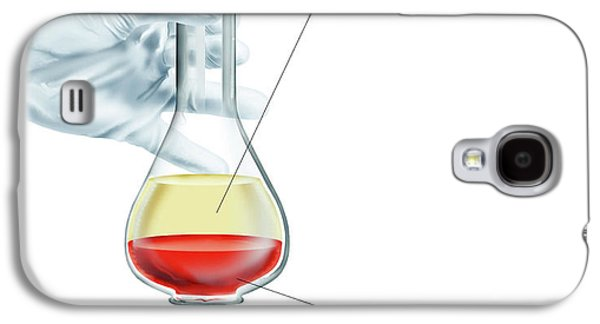 Blood Fractionation Galaxy S4 Case