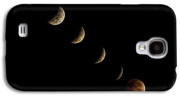 Blood Moon Galaxy S4 Case by James Dean