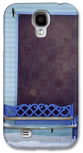 Blue Bench Galaxy S4 Case