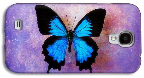 Blue Butterfly Dreams Galaxy S4 Case