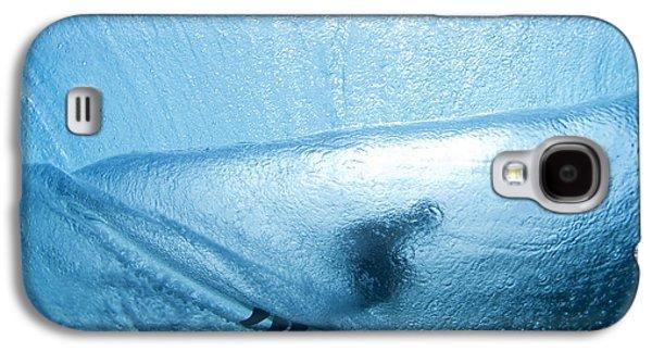 Blue Cocoon Galaxy S4 Case by Sean Davey