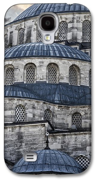 Blue Dawn Blue Mosque Galaxy S4 Case
