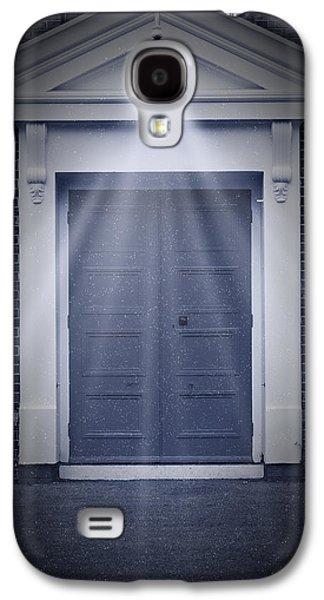Blue Door Galaxy S4 Case by Svetlana Sewell