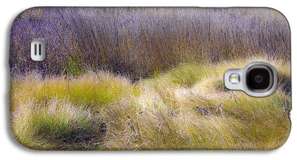 Blue Grass Galaxy S4 Case