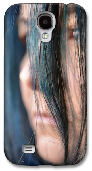 Feeling Blue Galaxy S4 Case by Marianna Mills