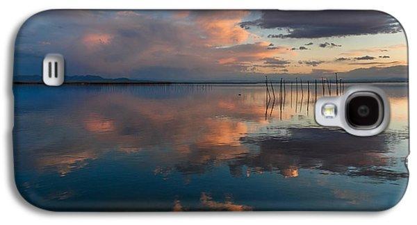 Blue Lagoon. Valencia Galaxy S4 Case