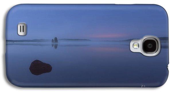 Blue Moment Galaxy S4 Case by Veikko Suikkanen