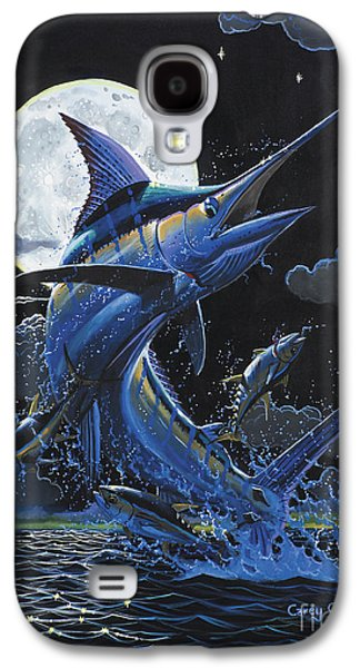 Blue Moon Off0069 Galaxy S4 Case by Carey Chen
