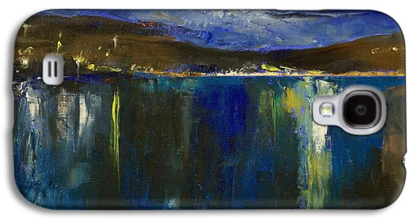 Blue Nocturne Galaxy S4 Case by Michael Creese