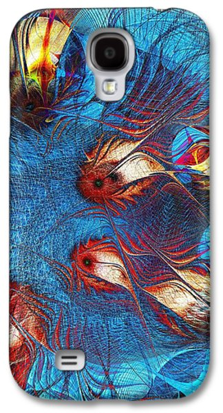 Blue Pond Galaxy S4 Case by Anastasiya Malakhova