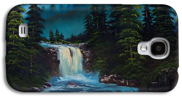 Mountain Falls Galaxy S4 Case