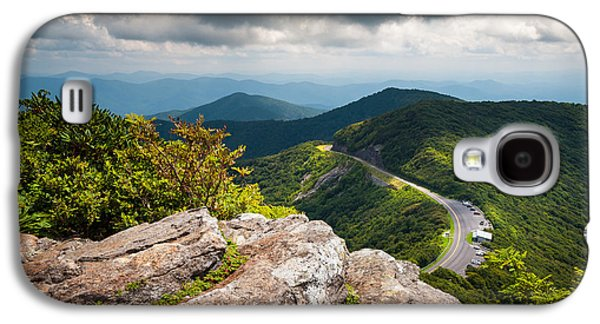 Blue Ridge Parkway - Asheville Nc Craggy Gardens Overlook Galaxy S4 Case