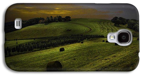 Blue Ridge Vista Galaxy S4 Case