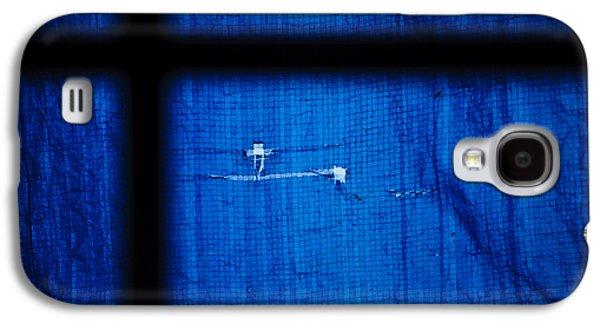 Blue Shade Galaxy S4 Case