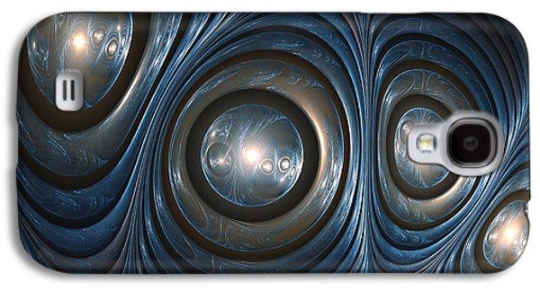 Blue Shell Galaxy S4 Case