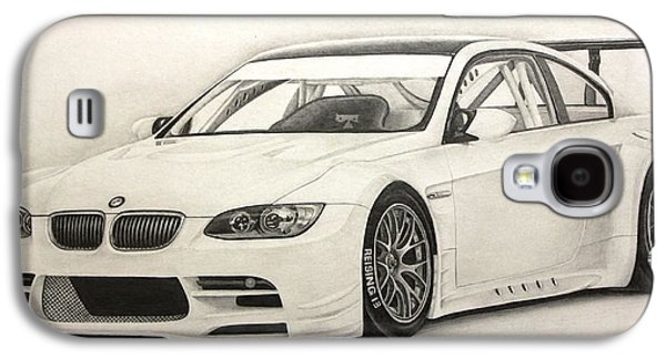 Bmw Gtr M3 Galaxy S4 Case by Gary Reising