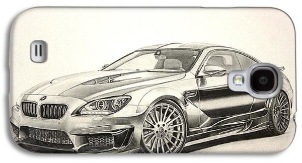 Bmw M6 Galaxy S4 Case by Gary Reising