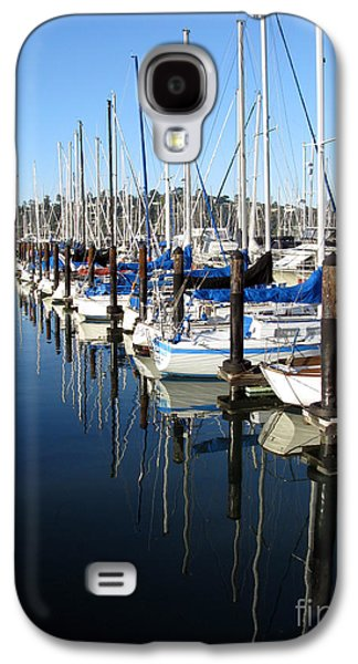 Boats At Rest. Sausalito. California. Galaxy S4 Case by Ausra Huntington nee Paulauskaite