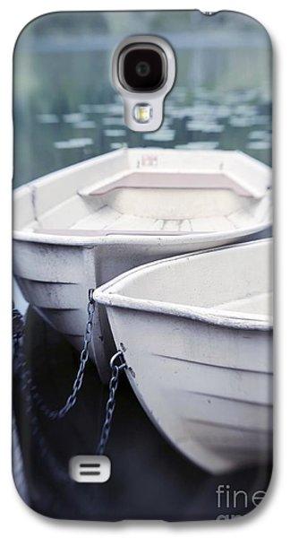 Boats Galaxy S4 Case by Priska Wettstein