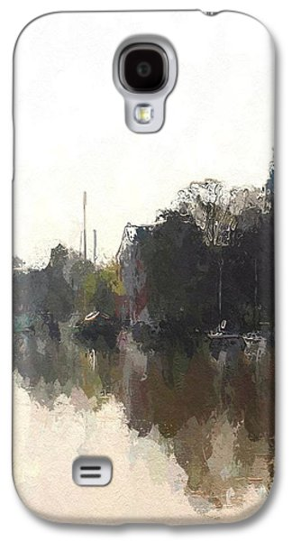 Boats Galaxy S4 Case