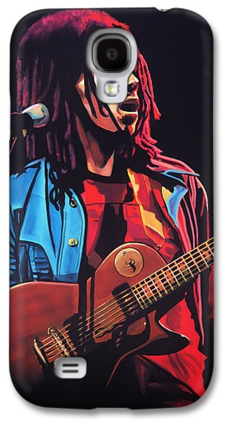 Bob Marley 2 Galaxy S4 Case by Paul Meijering