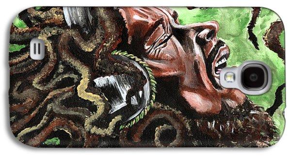 Classic Galaxy S4 Case - Bob Marley by Artist RiA