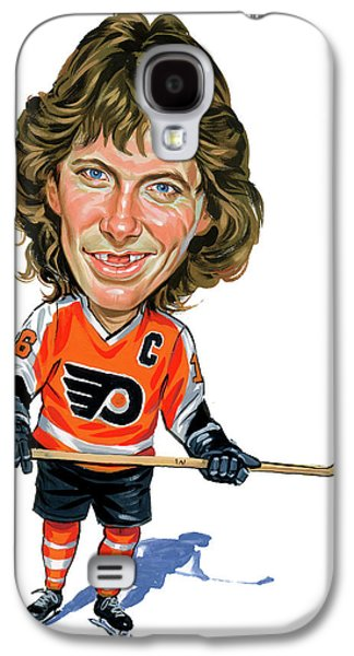 Bobby Clarke Galaxy S4 Case by Art