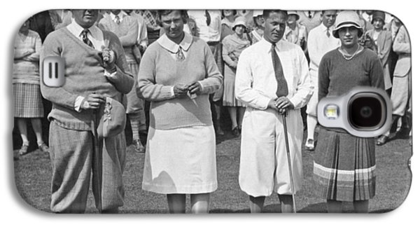 Bobby Jones At Pasatiempo Galaxy S4 Case by Underwood Archives