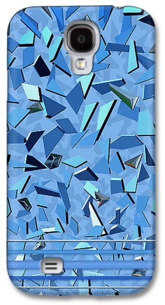 Bobby Sings The Blues Galaxy S4 Case by Wendy J St Christopher
