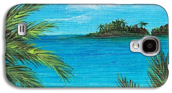 Boca Chica Beach Galaxy S4 Case by Anastasiya Malakhova