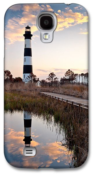 Bodie Island Lighthouse - Cape Hatteras Outer Banks Nc Galaxy S4 Case