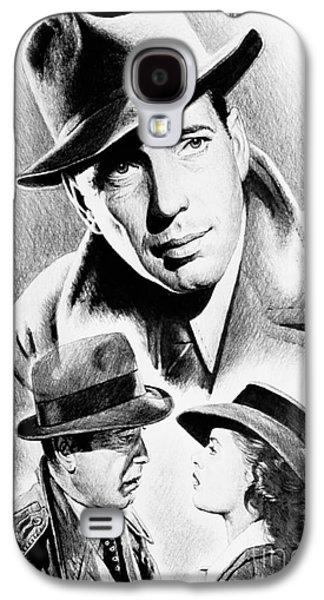 Bogart Galaxy S4 Case by Andrew Read