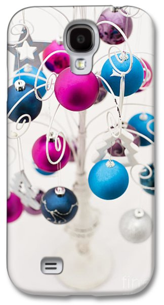 Bold Baubles Galaxy S4 Case by Anne Gilbert