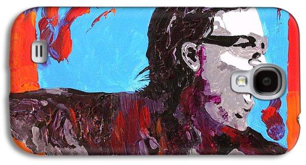 Bono Galaxy S4 Case by Michael Greeley