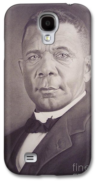 Booker T Washington Galaxy S4 Case by Wil Golden