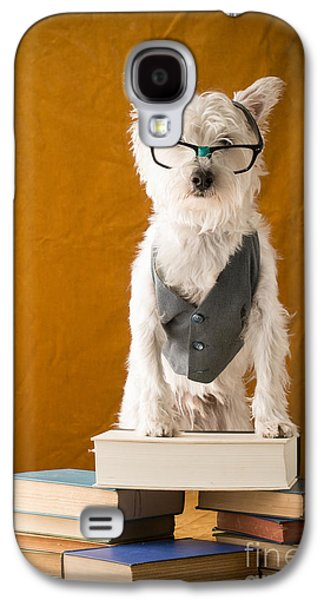 Bookish Dog Galaxy S4 Case