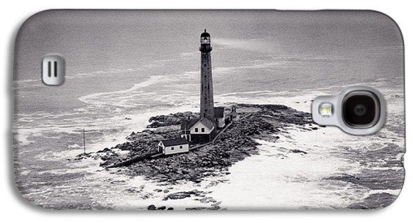 Boon Island Light Tower Circa 1950 Galaxy S4 Case