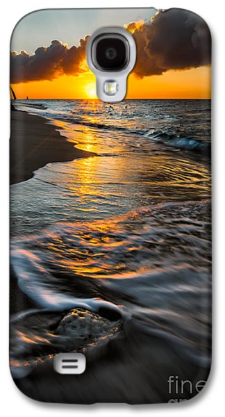 Boracay Sunset Galaxy S4 Case by Adrian Evans