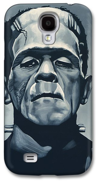 Boris Karloff As Frankenstein  Galaxy S4 Case