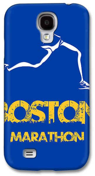 Boston Marathon2 Galaxy S4 Case by Joe Hamilton