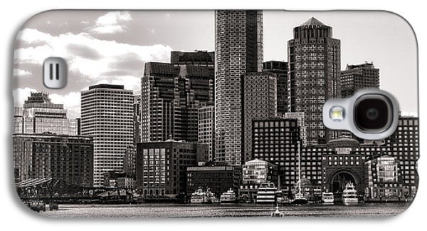 Boston Galaxy S4 Case by Olivier Le Queinec