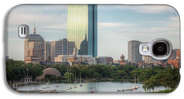 Boston Skyline I Galaxy S4 Case