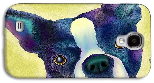 Boston Terrier Galaxy S4 Case