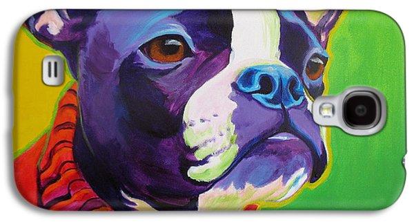 Boston Terrier - Ridley Galaxy S4 Case