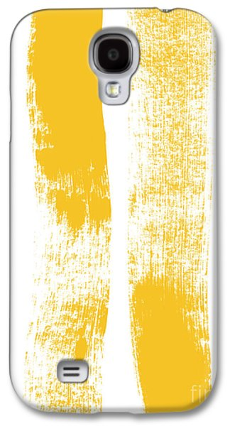 Both Sides Now Galaxy S4 Case by Linda Woods