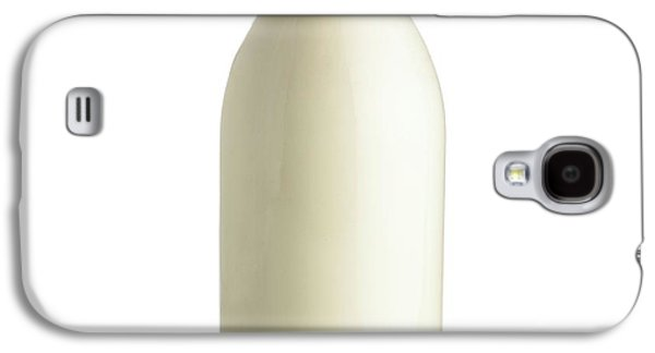 Bottle Of Milk Galaxy S4 Case by Science Photo Library