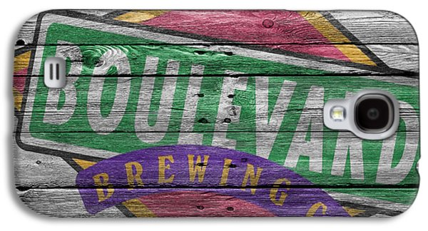 Boulevard Brewing Galaxy S4 Case by Joe Hamilton