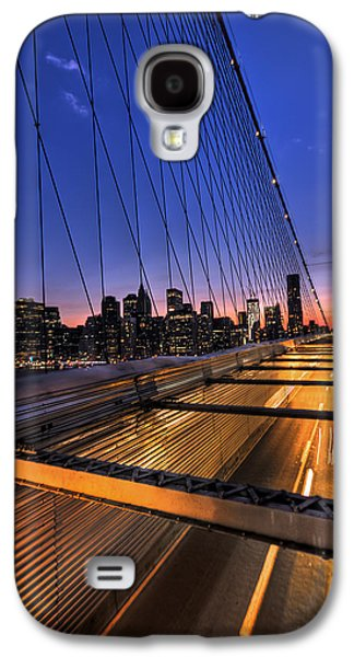 Bound For Greatness Galaxy S4 Case by Evelina Kremsdorf