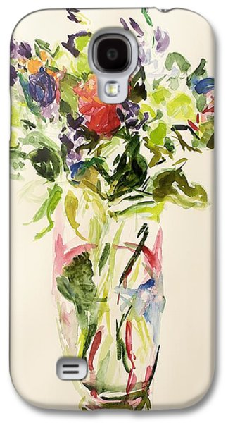Bouquet  Galaxy S4 Case by Julie Held